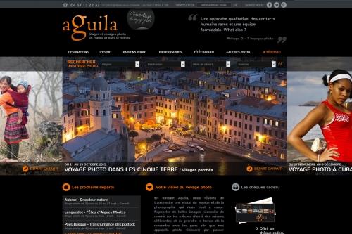 Développpement du site internet