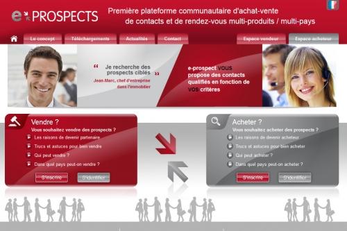 Développemment plateforme, Back-office et accès client